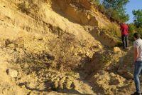 В Харьковской области 14-летний подросток погиб под завалом песка