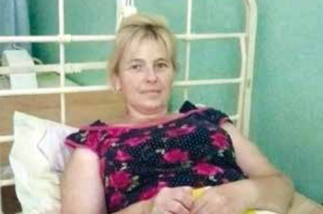 Не сдаться, пока есть надежда: Людмила нуждается в нашей помощи