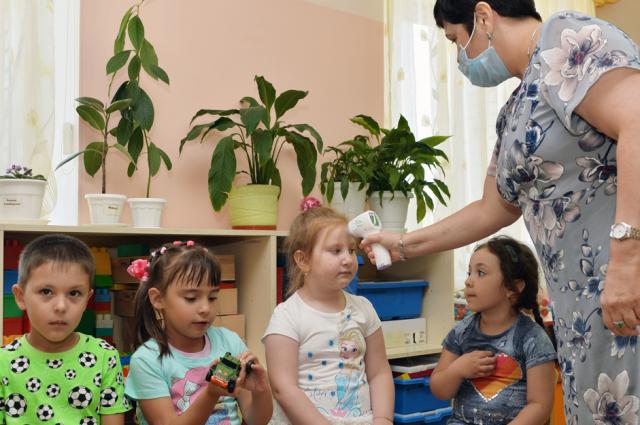 На Ямале возобновляют работу детские сады