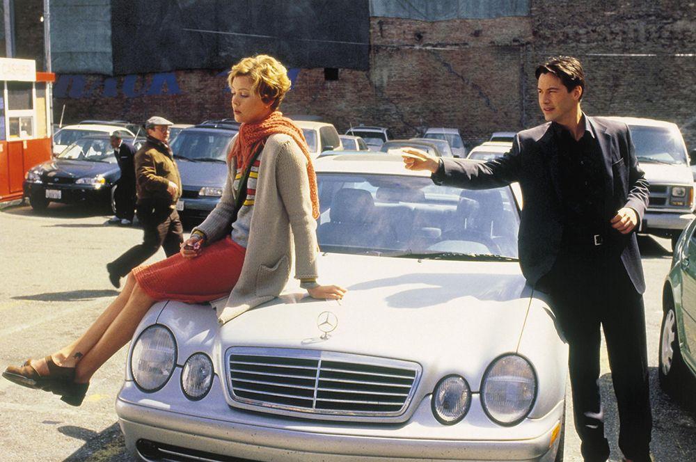 «Сладкий ноябрь» (2001) — Сара Дивер.