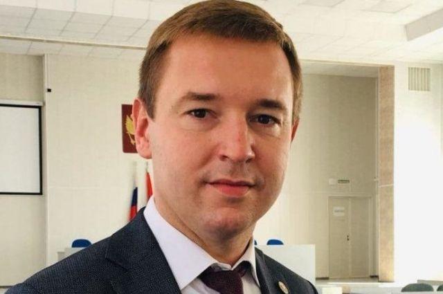 Дмитрий Дьяченко избран на должность главы Бугуруслана.