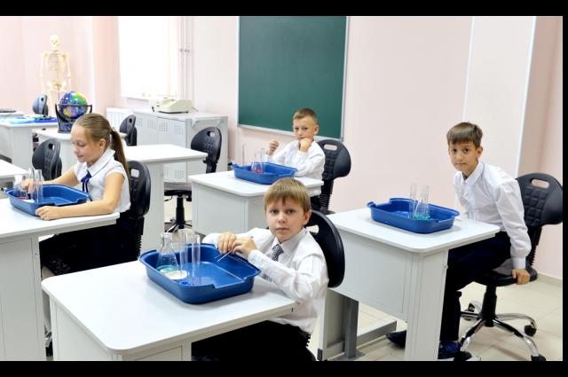В школах Ямала готовятся к началу учебного года
