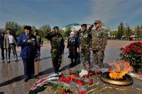 Казахстан отмечает 75-летие Победы.