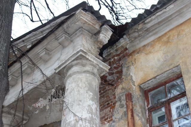 Стало известно, будут ли восстанавливать Редутный дом в Рязани