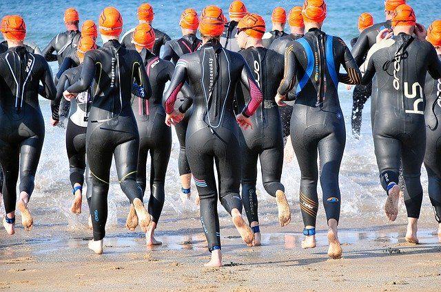 Тюменские моржи примут участие в фестивале плавания «Енисеюшка-2020»