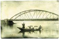 Екатерининский мост, построенный в начале ХХ века, считается символом города.