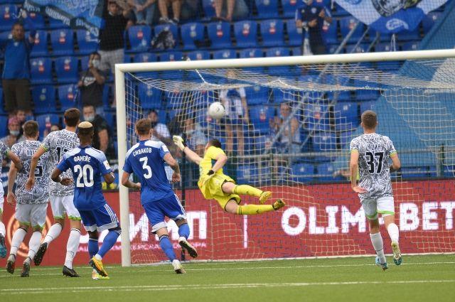 ФК «Оренбург» после вылета из Премьер-лиги стал побеждать.