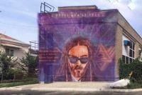 В Оренбурге создают стену памяти рэпера Децла.