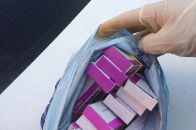 В Оренбурге в суд передано дело о сбыте сильнодействующих препаратов.