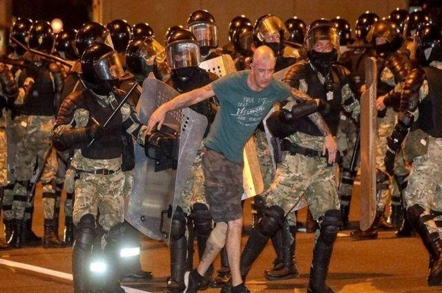 В Беларуси разгораются протесты
