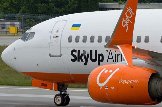 авиакомпания «SkyUp» запустит регулярные рейсы Киев-Стамбул.