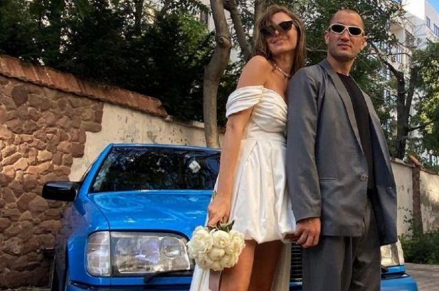 Основатель группы «Грибы» женился во второй раз