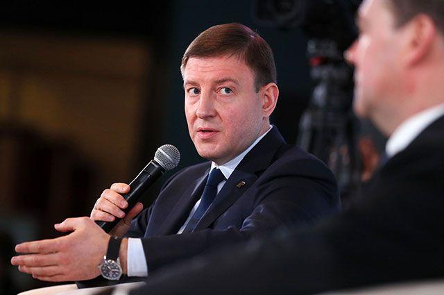 Секретарь Генсовета «Единой России» Андрей Турчак.