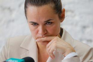 Тихановская подала жалобу в ЦИК Белоруссии из-за итогов выборов