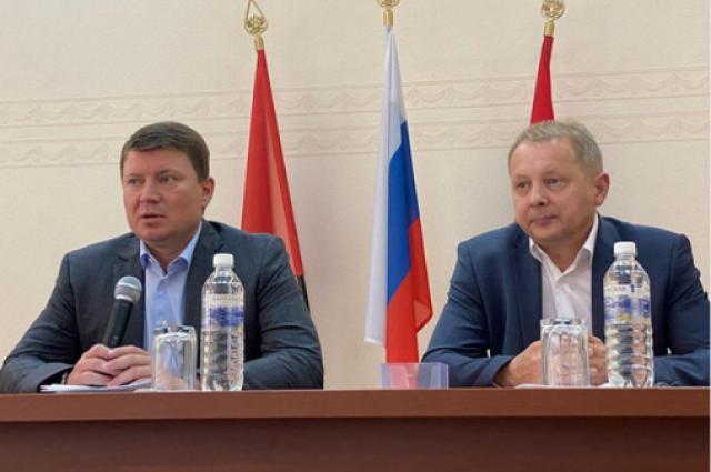 Алексей Дягилев ранее был замом главы администрации района.