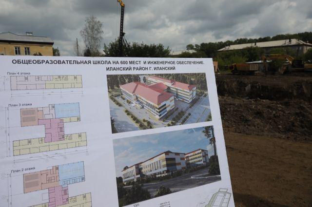 Это будет современное здание с лабораториями, библиотекой и видеотекой.