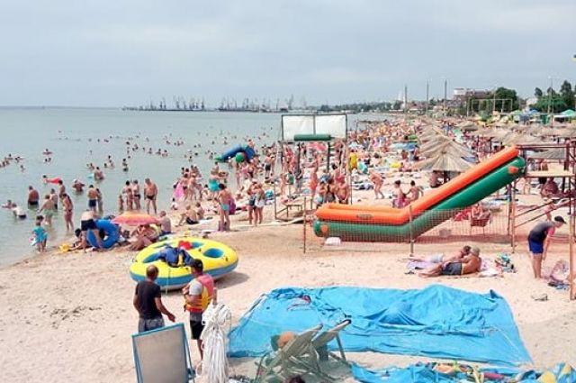Пляжный песок может быть опасен, - эпидемиологи