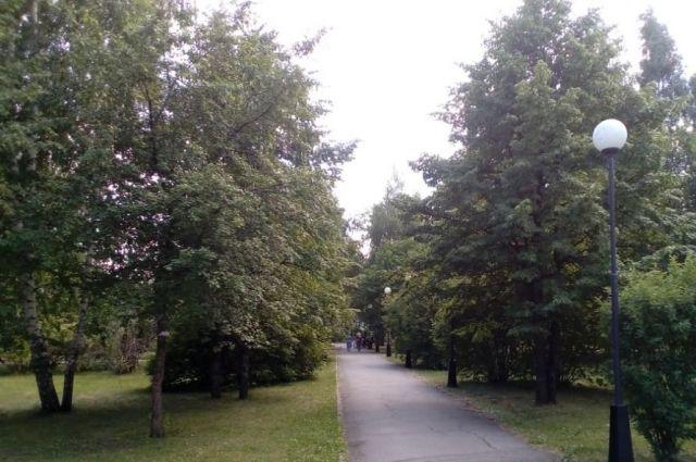 В тюменском сквере Депутатов не будет парка аттракционов