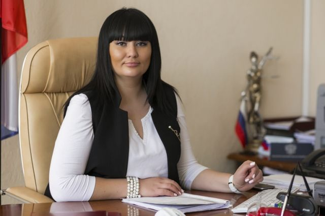 Судья Дзержинского районного суда Волгограда Юлия Добрынина.