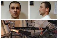 В Тюмени ищут пострадавших от действий мужчины на велосипеде