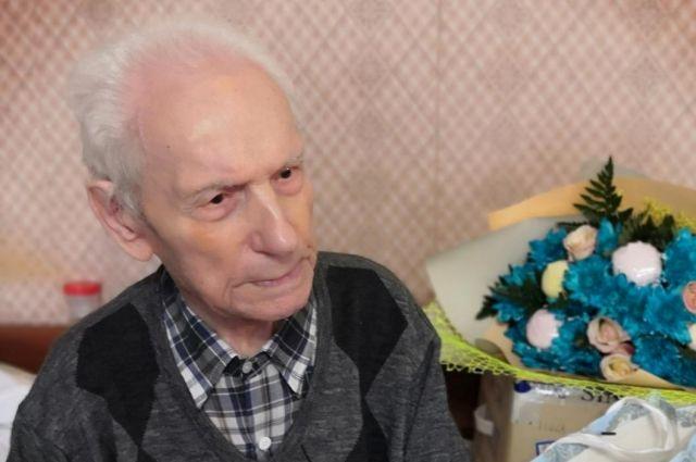 На 107 году жизни скончался старейший житель Тюменской области