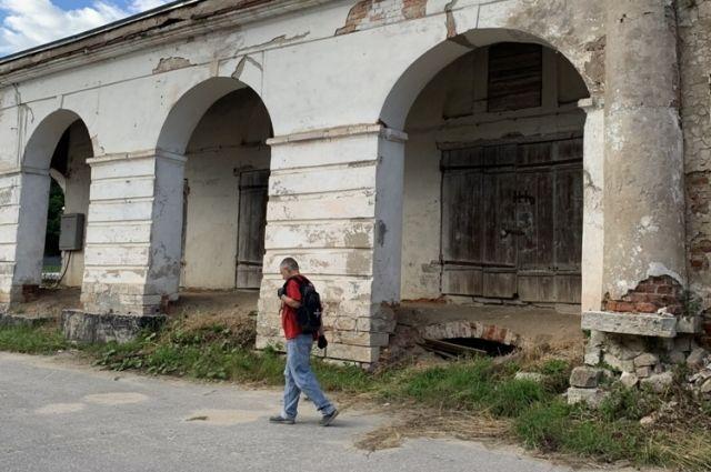 В течение нескольких дней контрольная группа в Касимове будет собирать информацию от местных жителей о проблемах города.
