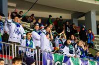 Болельщики ХК «Югра»