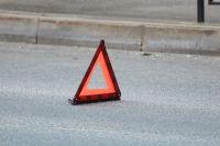 На Старотобольском тракте легковой автомобиль врезался в автобус