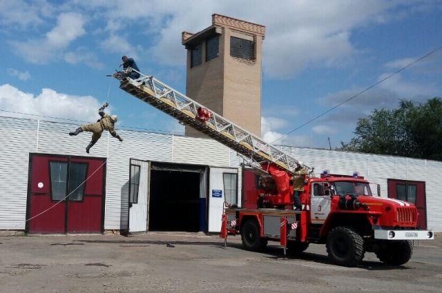 Практику обучащиеся будут проходить в пожарных частях Иркутска.