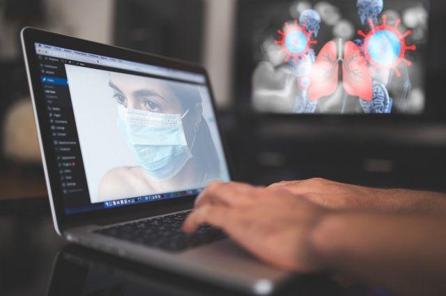 Тюменцы могут узнать результат теста на коронавирус на портале Госуслуг