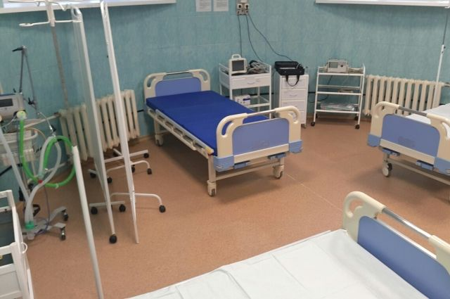 Коечный фонд госпиталей в Тюменской области вернут к плановой работе