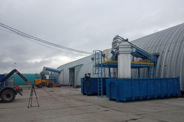 В Тобольске к концу 2020 года заработает мусоросортировочный завод