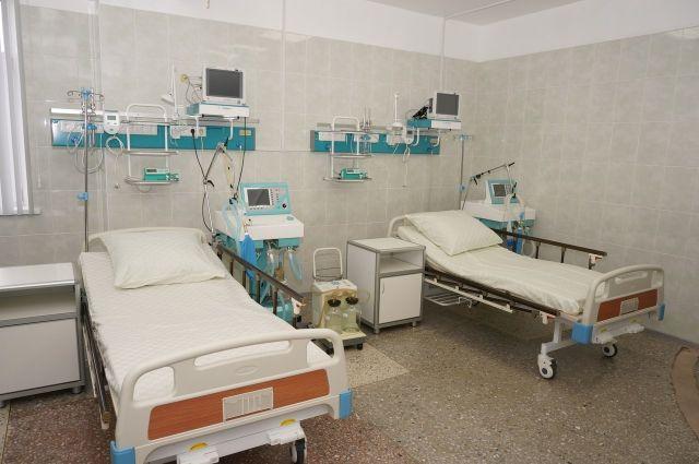 В Оренбуржье перестанут работать четыре ковид-госпиталя.
