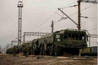 «Искандеры» под Оренбургом уничтожили склад боеприпасов «противника».