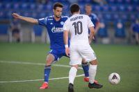 «Оренбург» в матче с «Аланией» одержал третью победу в ФНЛ подряд.