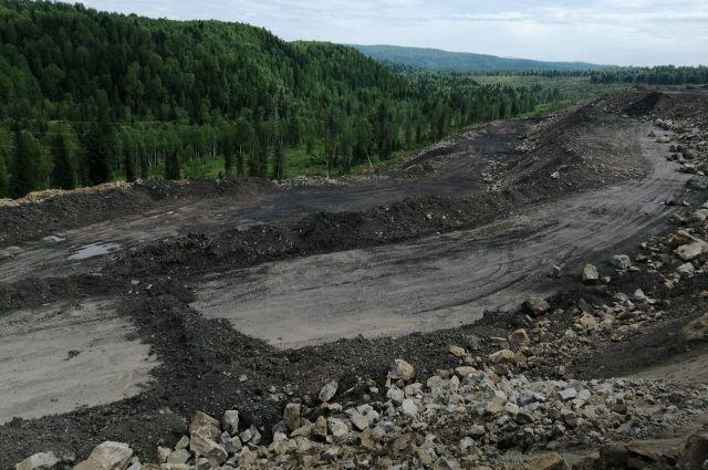 Летом 2019 года на разрезе «Кийзасский» в Мысках произошел оползень.