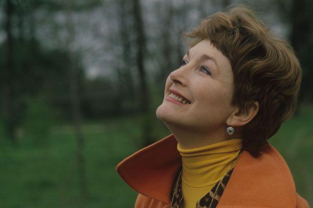 Людмила Хитяева, 1979 г.