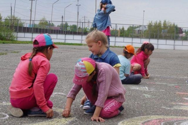 В Чикчинской школе детей посвятили в пионеры