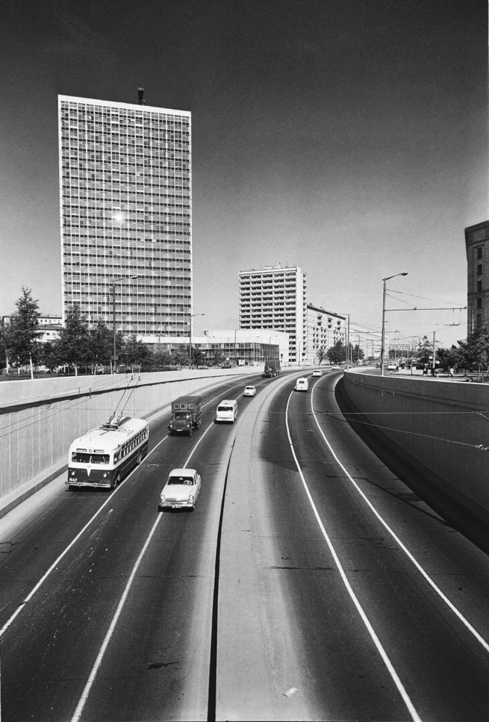 НИИ «Гидропроект». 1968