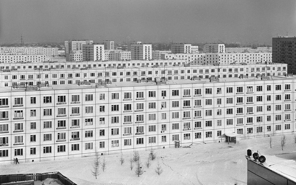 Химки-Ховрино. 1960-е