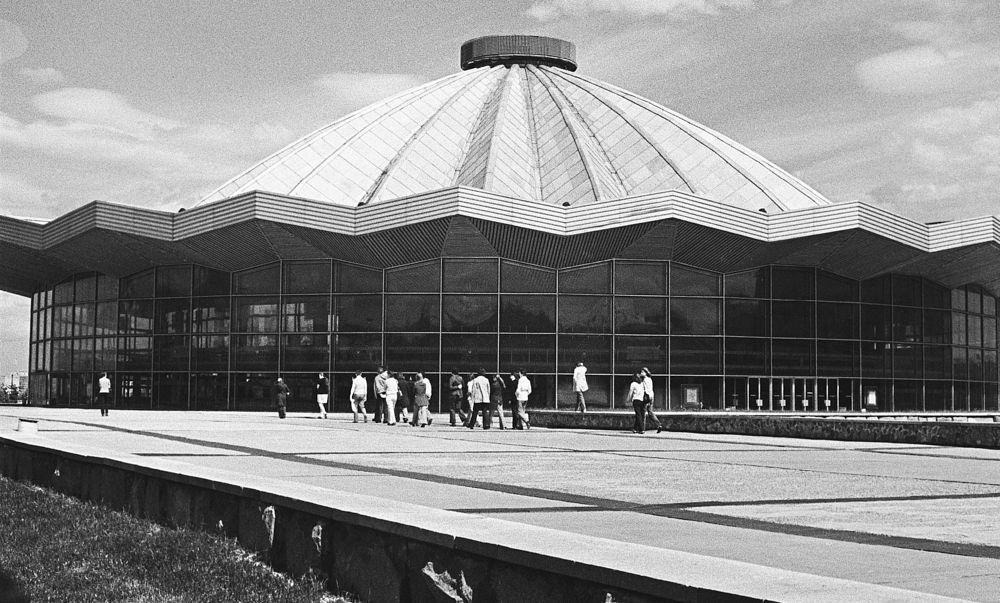 Цирк на проспекте Вернадского. 1970-е