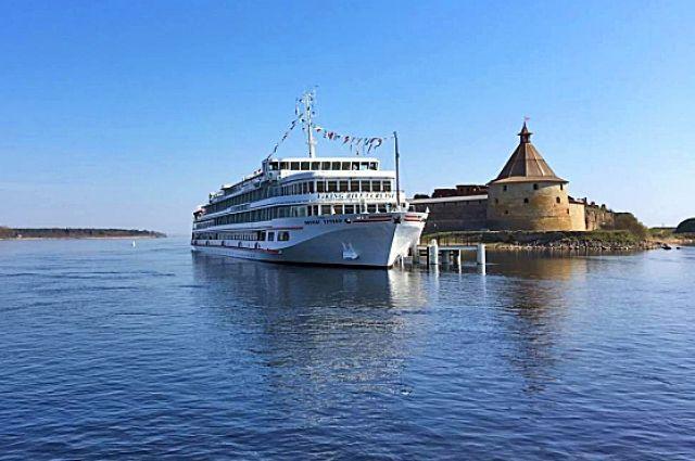 Крепость «Орешек» очень популярна у любителей путешествий.