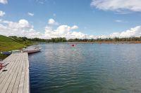 Гребной канал в Барнауле