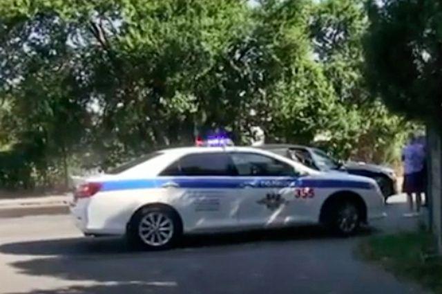 На ул. Муромской в Калининграде автомобиль сбил ребенка