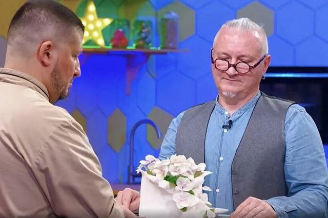 Леонид Кумановский на шоу