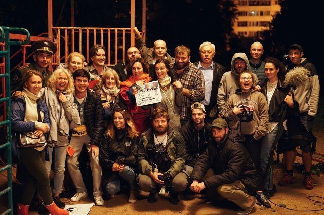 В Петербурге начались съемки полнометражного фильма «Родитель».