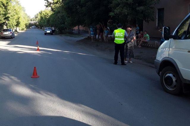 В Орске в ДТП пострадал 8-летний пешеход.