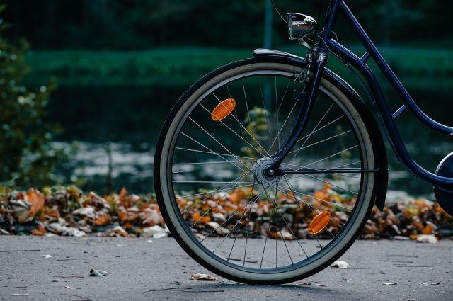 70-летняя женщина ехала на велосипеде в попутном для байкера направлении, то есть не нарушала правил дорожного движения.