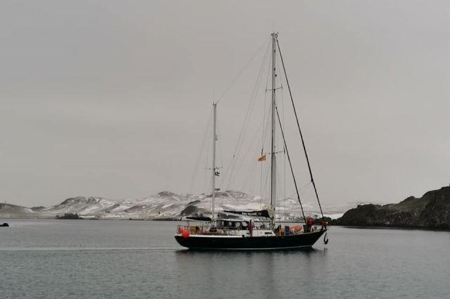В Салехард второго сентября прибудет парусная экспедиция из Архангельска