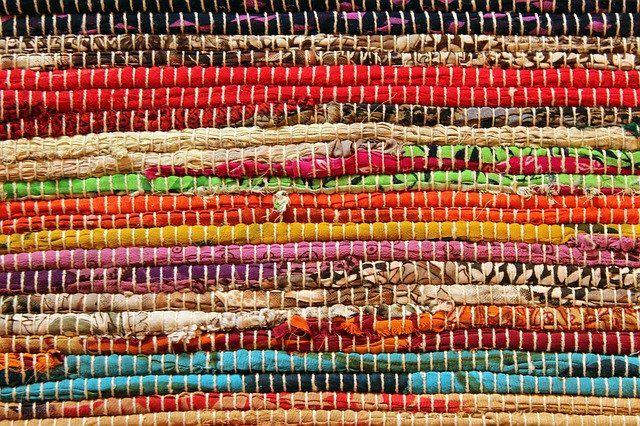 В Ишиме шьют ковры по новым технологиям